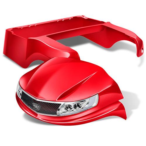 Doubletake Phoenix Body Kit for Club Car Precedent in Red