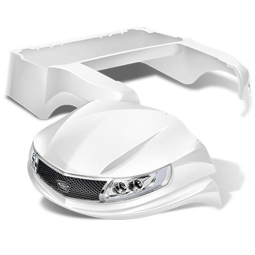Doubletake Phoenix Body Kit for Club Car Precedent in White