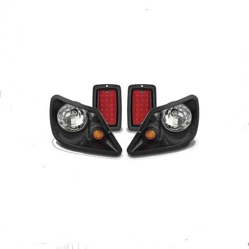 LED FRONT LIGHT ONLY Light Package Standard Black Spartan/Titan