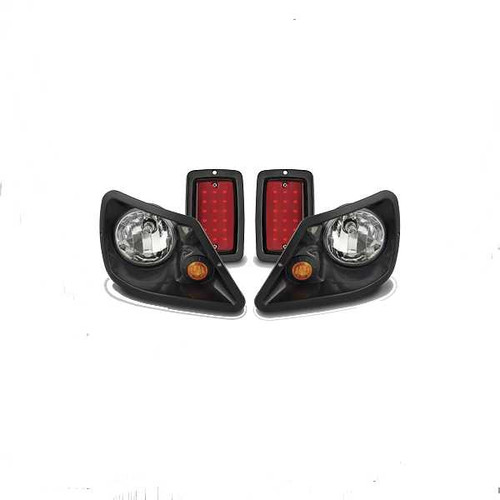 LED FRONT LIGHT ONLY Light Package Standard Black Spartan/Titan