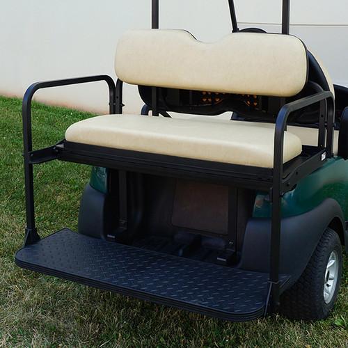 RHOX Rhino Aluminum Seat Kit, Beige, Club Car Tempo, Precedent 04+