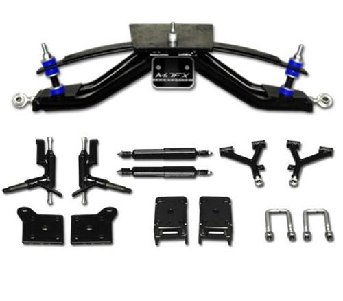 """MJFX EZGO Electric RXV 6"""" A-Arm Lift Kit Feb 08-Mar 13"""