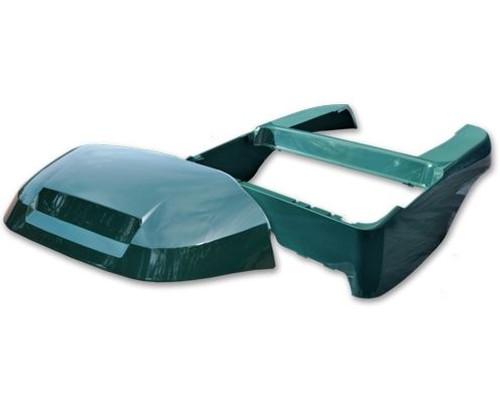 Madjax Green OEM Club Car Precedent Rear Body and Front Cowl (Fits 2004-Up)