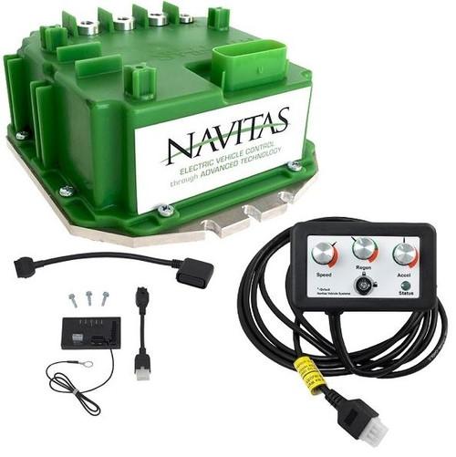 PAR Car  440-Amp 48-Volt Series Controller Kit (Club Car Pictured)