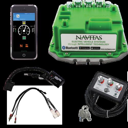 Controller, Navitas TSX 3.0 600A 36-48V w/ Bluetooth Yamaha G14, G16