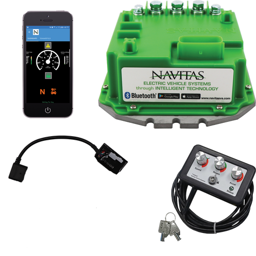 Navitas 600AMP Golf Cart Controller Kit NON-ITS Club Car Series Controllers