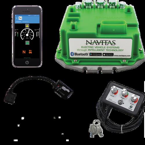 Navitas 600AMP Golf Cart Controller Kit STAR EV CLASSIC