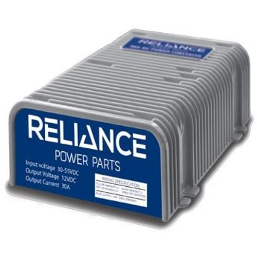Reliance 36V/48V-12V Voltage Reducer/Converter 30Amp