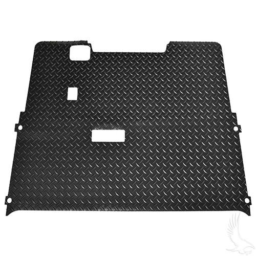 Diamond Plate Floor Mat for EZGO RXV 08+