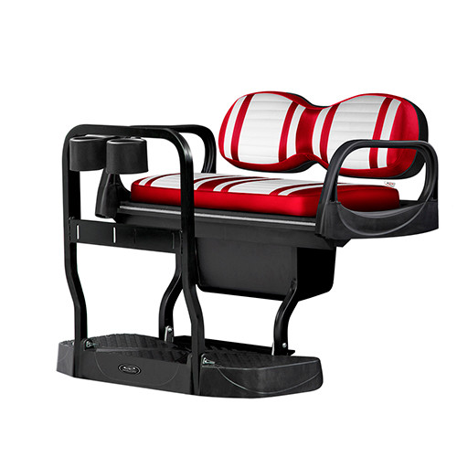 Doubletake MAX5 Deluxe Rear Seat With Extreme Deluxe  Cushion Set