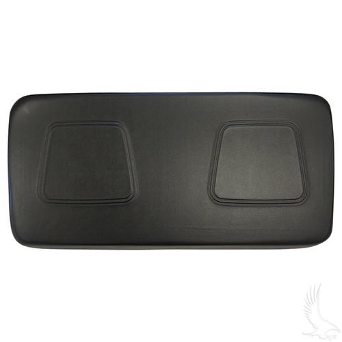 Seat Bottom Cushion, Black, Club Car DS 00-13