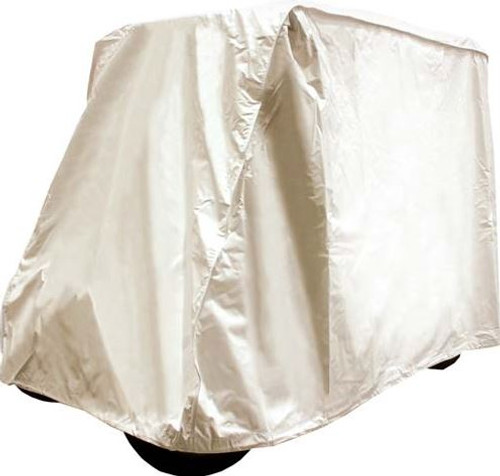 Red Dot Off-White 4-Passenger Heavy Duty Storage Cover (Universal Fit)