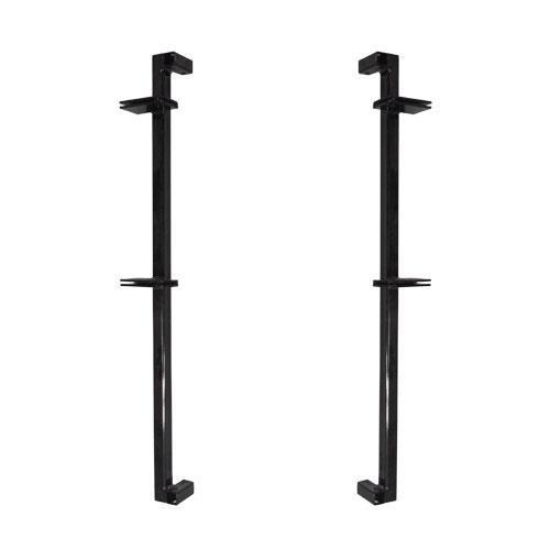 Madjax Nerf Bar Frame Mounting Kit for EZGO TXT