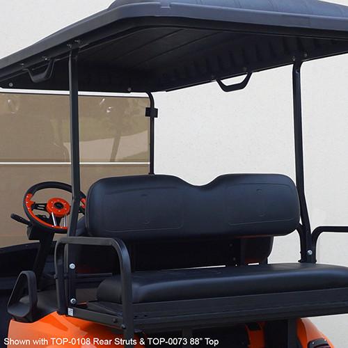 RHOX Rhino Seat Kit, Black, E-Z-Go TXT 96+