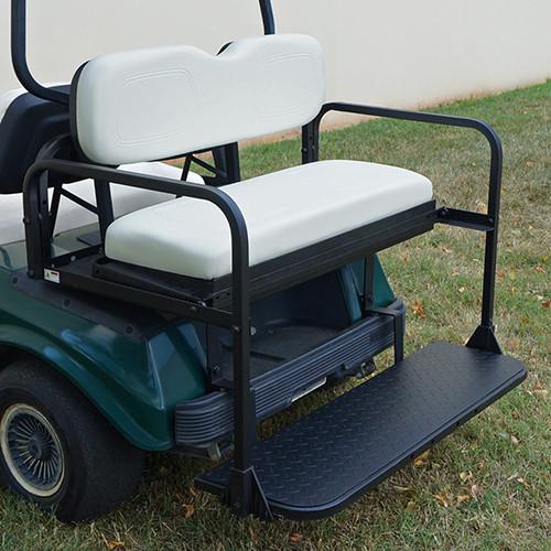 RHOX Rhino Seat Kit, White, Club Car DS