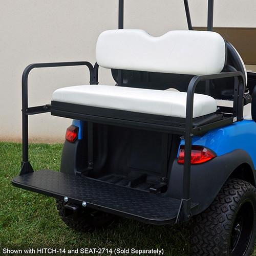 RHOX Rhino Seat Kit, White, Club Car Tempo, Precedent 04+
