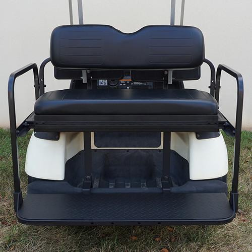 RHOX Rhino Seat Kit, Black, Yamaha G14-G22