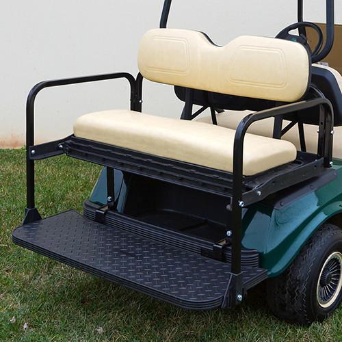 RHOX Rhino Aluminum Seat Kit, Buff, Club Car DS