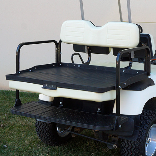 RHOX Rhino Aluminum Seat Kit, Ivory, Yamaha G14-G22