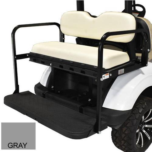GTW MACH3 Rear Flip Seat For Yamaha Drive G29 - Grey