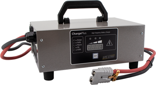 ChargePlus Universal Golf Cart Battery Charger 20 Amp High Speed
