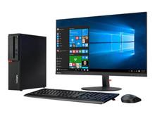 10MK004XUS -- Lenovo ThinkCentre M910s 10MK - SFF - Core i7 7700 / 3.6 GHz - RAM 8 GB - HDD 1 TB - DVD-W -- New