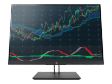 "1JS09A8#ABA -- HP Z24n G2 - LED monitor - 24"" (24"" viewable) - 1920 x 1200 WUXGA @ 60 Hz - IPS - 300 cd/m -- New"