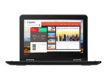 20LM0004US -- Lenovo ThinkPad Yoga 11e (5th Gen) 20LM - Flip design - Core m3 7Y30 / 1 GHz - Win 10 Pro  -- New