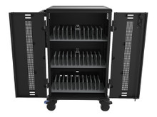 32NMJ -- Dell Compact Charging Cart - Cart (charge only) - for 36 tablets / notebooks - for Chromebook 11 318