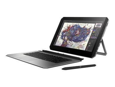 3XP75UA#ABA -- HP ZBook x2 G4 Detachable Workstation - Tablet - with Bluetooth keyboard - Core i7 8650U / 1.9 GHz -