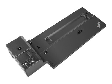 40AG0090US -- Lenovo ThinkPad Basic Docking Station - Docking station - VGA, DP - 90 Watt - United State