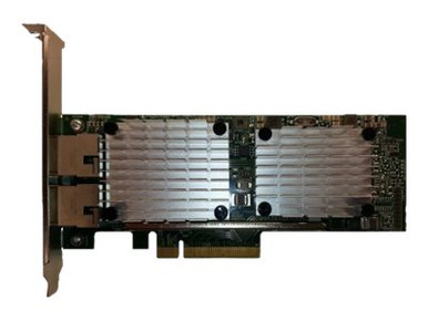 44T1370 -- Broadcom NetXtreme 2x10GbE BaseT Adapter - Network adapter - PCIe 2.0 x8 low profile - 10G -- New