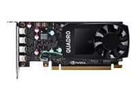 490-BEQY             -- NVIDIA Quadro P620 Half Height (Precision SFF) - Graphics card - Quadro P620 - 2 GB GDDR5  -- New