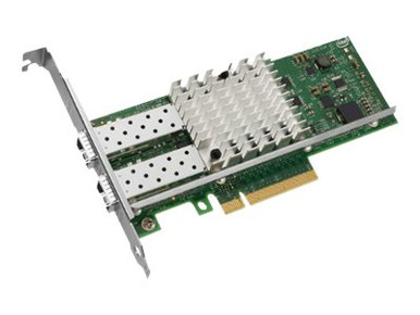 49Y7960 -- Intel X520-DA2 - Network adapter - PCIe 2.0 x8 low profile - 10 GigE - 2 ports - for Syste -- New