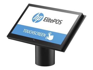 4AB47UT#ABA -- HP ElitePOS G1 Retail System 141 - All-in-one - 1 x Celeron 3965U / 2.2 GHz - RAM 4 GB - S