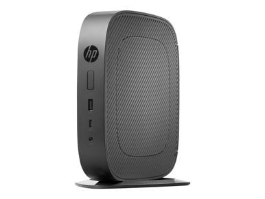 7FQ58UT#ABA -- HP t530 - Thin client - tower - 1 x GX-215JJ 1.5 GHz - RAM 4 GB - flash 128 GB - MLC - Rad