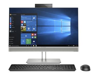 7HZ63UT#ABA -- HP EliteOne 800 G5 - All-in-one - Core i7 9700 / 3 GHz - vPro - RAM 8 GB - SSD 256 GB - NVMe - DVD-W