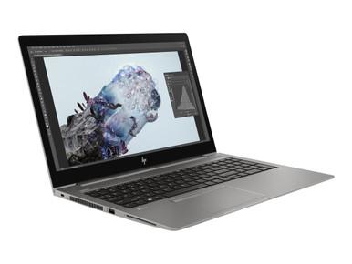 7KU45UT#ABA -- HP ZBook 15u G6 Mobile Workstation - Core i5 8265U / 1.6 GHz - Win 10 Pro 64-bit - 8 GB RA
