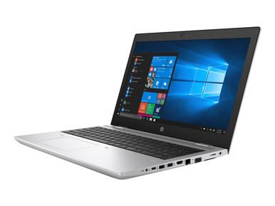 7LH65UT#ABA -- HP ProBook 650 G5 - Core i5 8265U / 1.6 GHz - Win 10 Pro 64-bit - 16 GB RAM - 256 GB SSD (16 GB SSD