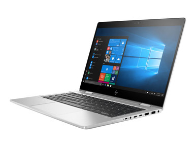 7MS97UT#ABA -- HP EliteBook x360 830 G6 - Flip design - Core i7 8665U / 1.9 GHz - vPro - Win 10 Pro 64-bit - 16 GB