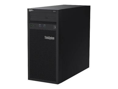 7Y49A02DNA -- Lenovo ThinkSystem ST50 7Y49 - Server - tower - 4U - 1-way - 1 x Xeon E-2124G / 3.4 GHz - RAM 8 GB -