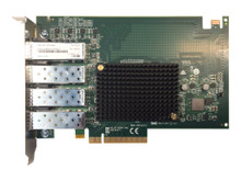 7ZT7A00493 -- Lenovo ThinkSystem Emulex OCe14104B-NX - Network adapter - PCIe 3.0 - 10 Gigabit SFP+ x 4  -- New