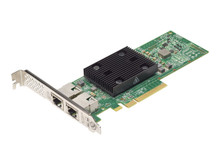 7ZT7A00496 -- Lenovo ThinkSystem Broadcom NX-E - Network adapter - PCIe 3.0 x8 low profile - 10Gb Ethern -- New