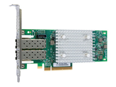 7ZT7A00518 -- Lenovo ThinkSystem QLogic QLE2742 - Host bus adapter - PCIe 3.0 x8 low profile - 32Gb Fibr -- New