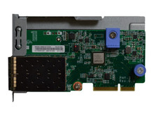 7ZT7A00546 -- Lenovo ThinkSystem - Network adapter - LAN-on-motherboard (LOM) - 10 Gigabit SFP+ x 2 - fo -- New