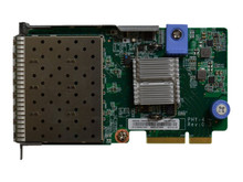 7ZT7A00547 -- Lenovo ThinkSystem - Network adapter - LAN-on-motherboard (LOM) - 10 Gigabit SFP+ x 4 - fo -- New