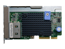 7ZT7A00548 -- Lenovo ThinkSystem - Network adapter - LAN-on-motherboard (LOM) - 10Gb Ethernet x 2 - for  -- New