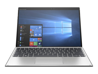 7ZY77UT#ABA -- HP Elite x2 G4 - Tablet - with detachable keyboard - Core i5 8265U / 1.6 GHz - Win 10 Pro