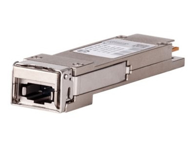 817040-B21 -- HPE Synergy - QSFP+ transceiver module - 10 GigE, 8Gb Fibre Channel, 40 Gigabit LAN - 40GB -- New