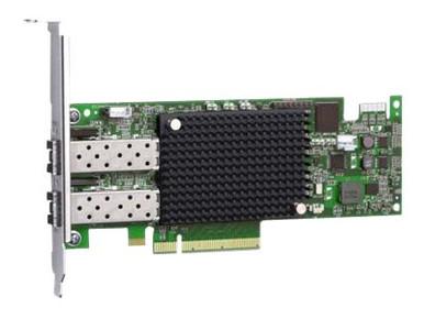 81Y1662 -- Emulex 16Gb FC Dual-port HBA - Host bus adapter - PCIe 2.0 x8 - 16Gb Fibre Channel x 2 - f -- New